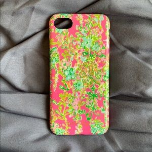iPhone 7 Lilly Pulitzer phone case